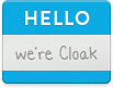 Hello, we're Cloak. Help with Cloak is just a click away.